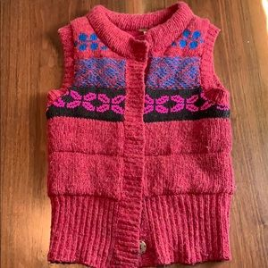 Free People Knit Vest